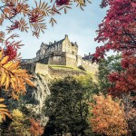 Edinburgh in the Autumn