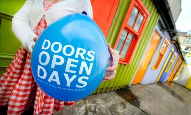 Edinburgh Doors Open Days 2017