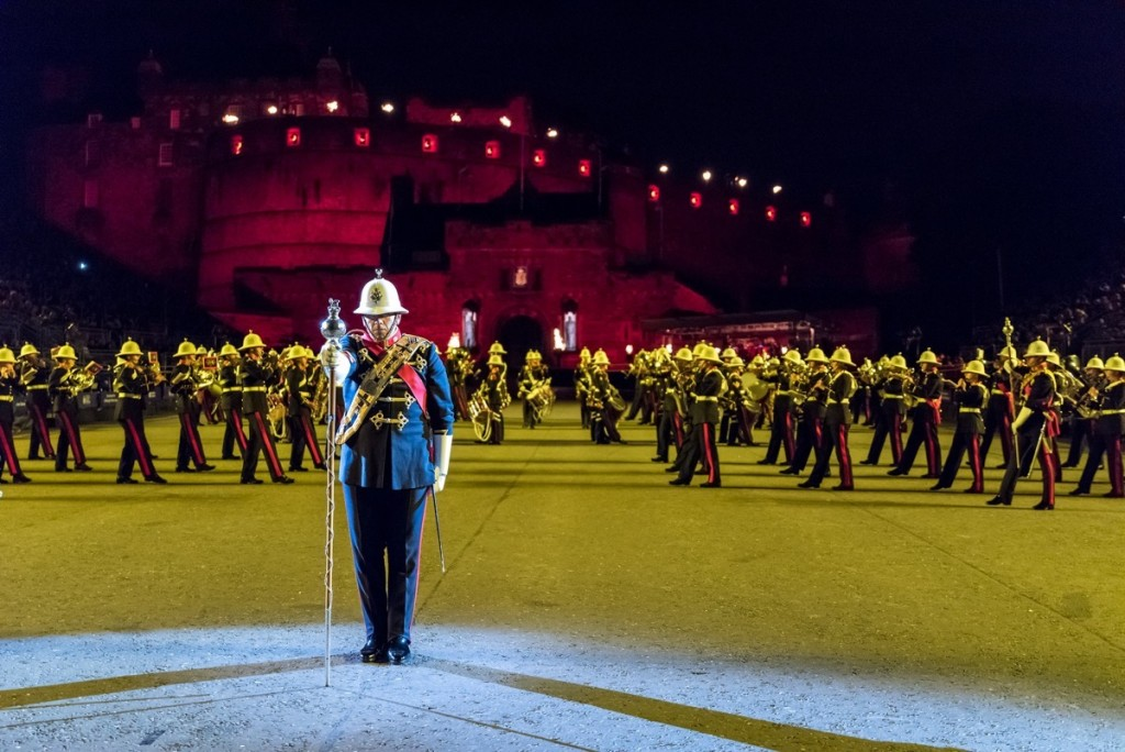 The Massed Military Bands of Her Majesty's Royal Marines