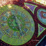 The 2018 Edinburgh Floral Clock